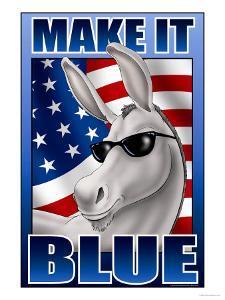 Make It Blue the Mascot by Richard Kelly