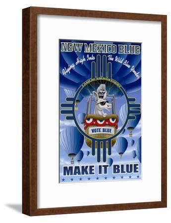 New Mexico Blue