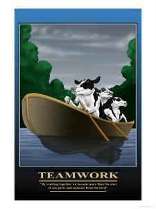 Teamwork by Richard Kelly