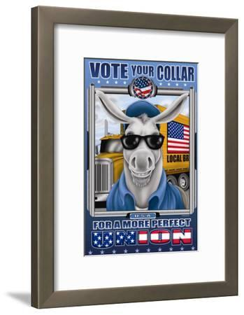 Vote Your Collar for a More Perfect Union