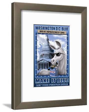 Washington D.C. Blue, House Improvement 2006