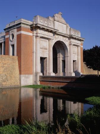 Menin Gate War Memorial