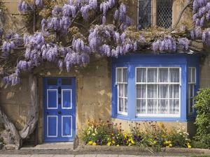 Wisteria-Covered Cottage by Richard Klune