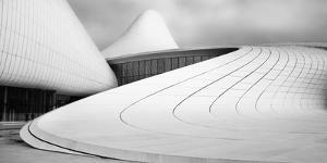 Heydar Aliyev Centre by Richard Krchnak
