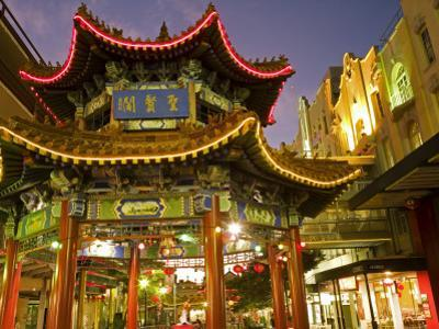Pagoda in Chinatown