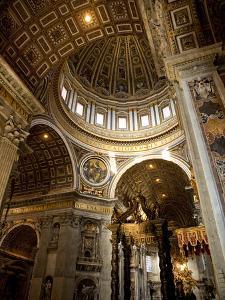 St Peter's Basilica by Richard l'Anson