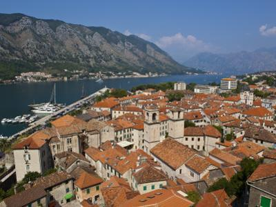 St Tryphon's Cathedral, Stari Grad (Old Town) and Bay of Kotor