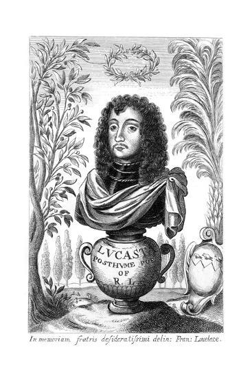 Richard Lovelace-F Lovelace-Giclee Print