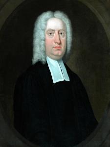 Reverend John Lister, 1701 by Richard Lynes