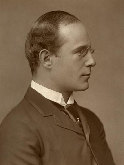Richard Mansfield, British Actor-Manager, 1888-Elliott & Fry-Photographic Print