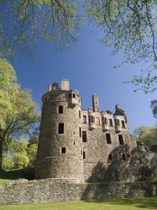 Huntly Castle, Huntly, 10 Miles East of Dufftown, Highlands, Scotland, United Kingdom, Europe by Richard Maschmeyer