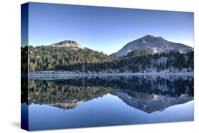 Lake Helen and Mount Lassen
