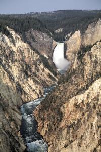 Lower Falls by Richard Maschmeyer