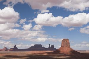 Monument Valley Navajo Tribal Park, Utah, United States of America, North America by Richard Maschmeyer