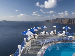 Oia, Santorini, Cyclades, Greek Islands, Greece, Europe by Richard Maschmeyer