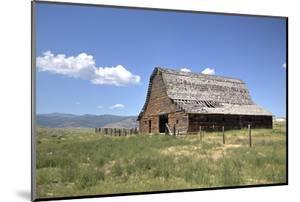 Old Barn Dating from Approx 1890S by Richard Maschmeyer