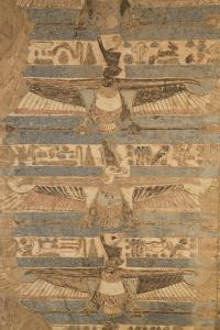 Paintings of Vultures on the Ceiling by Richard Maschmeyer