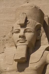 Ramses Ii, Sun Temple, Abu Simbel, Egypt, North Africa, Africa by Richard Maschmeyer