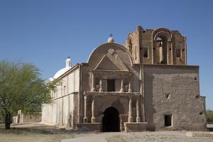 San Jose De Tumacacori Mission by Richard Maschmeyer