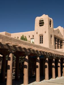 Santa Fe, New Mexico, United States of America, North America by Richard Maschmeyer