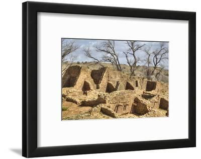 West Ruin, Aztec Ruins National Monument, Dating from Between 850 Ad and 1100 Ad