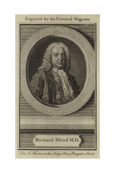 Richard Mead--Giclee Print