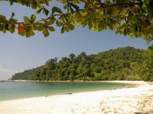 Coral Bay Beach, Pangkor Island, Perak State, Malaysia, Southeast Asia, Asia by Richard Nebesky