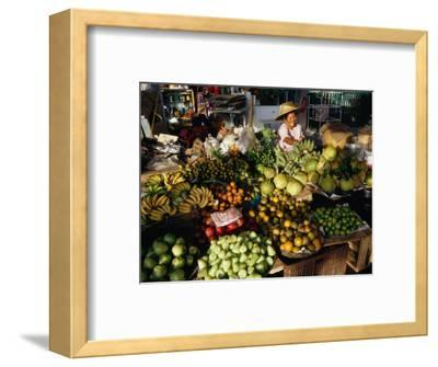 Fruit and Vegetable Market, Ban Don, Thailand