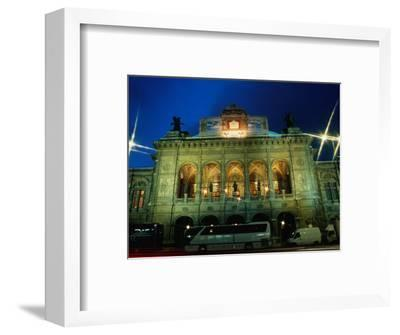 The National Opera House, Vienna, Austria