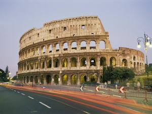 A View of the Colosseum by Richard Nowitz