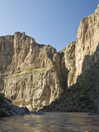Big Bend National Park, Texas, Rio Grande River Canyon by Richard Nowitz