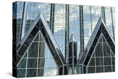 Detail of the Ppg Glass Tower Office Building