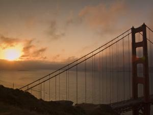 Golden Gate Bridge by Richard Nowitz