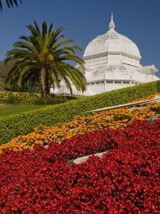 Golden Gate Park Conservatory by Richard Nowitz