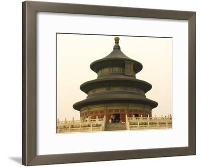 Hall of Prayer for Good Harvests in the Temple of Heaven