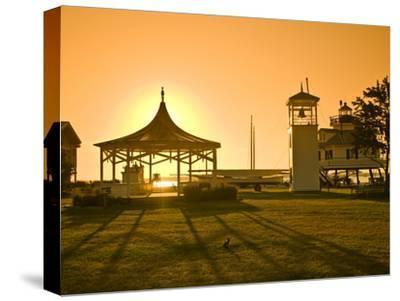 Hooper Strait Lighthouse-Chesapeake Bay Maritime Museum