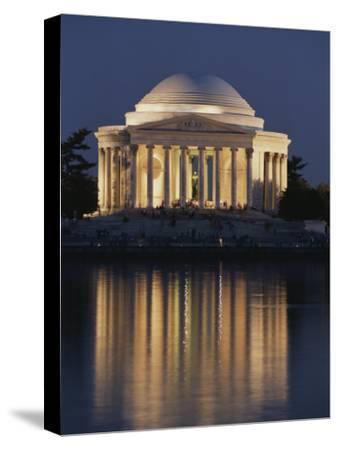 Jefferson Memorial, Night View