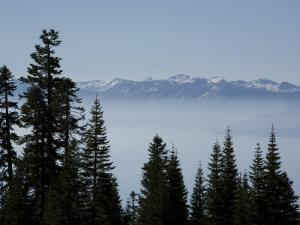 Rim Trail, Lake Tahoe by Richard Nowitz