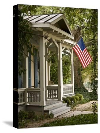 San Antonio, Texas, King Williams Historic Neighborhood