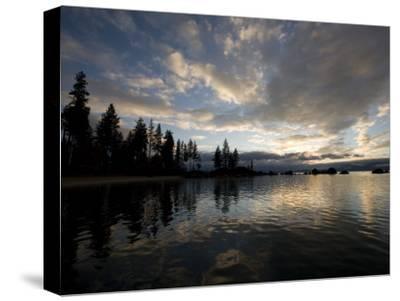 Sunset at Lakeridge, Lake Tahoe, Nevada