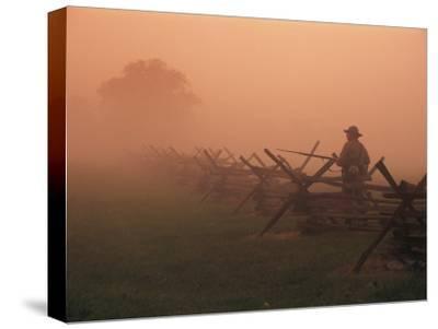 The Civil War Battlefield at New Market, Virginia
