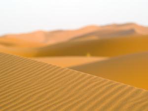 The Dunes of Erg Chebbi by Richard Nowitz