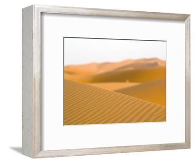 The Dunes of Erg Chebbi