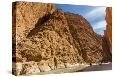 The Todgha Gorge