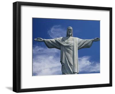 The Towering Statue of Christ the Redeemer, Or Christo Redentor