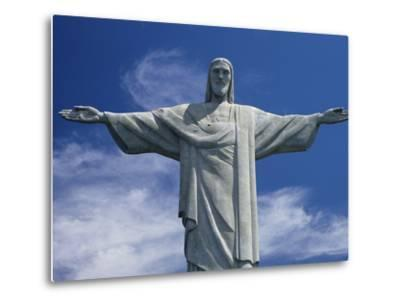 The Towering Statue of Christ the Redeemer, Or Christo Redentor by Richard Nowitz