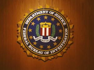 The United States Department of Justice Seal by Richard Nowitz