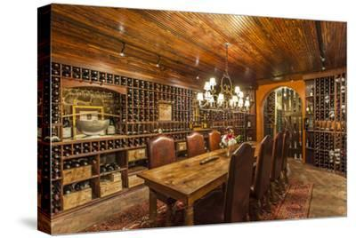 The Wine Cellar in the Antrim 1844, a Restored Plantation House in Maryland