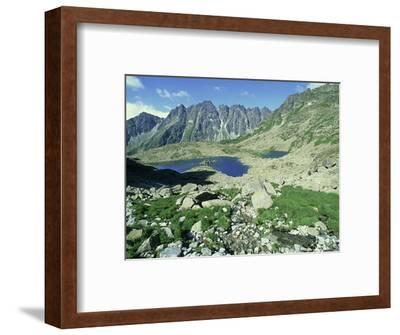 High Tatra Mountains National Park, Slovakia