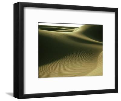 Sahara Desert, Rippling Effect of Wind, Algeria
